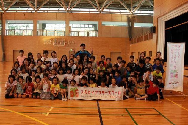 未来のプログラム「夢へのキャッチボール」@山梨県北杜市